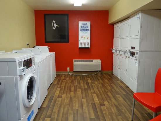 Extended Stay America - Raleigh - Cary - Regency Parkway North : On-Premise Guest Laundry