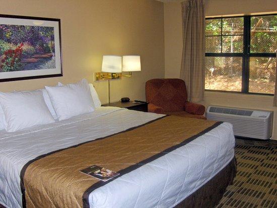 Marietta, GA: Studio Suite - 1 King Bed
