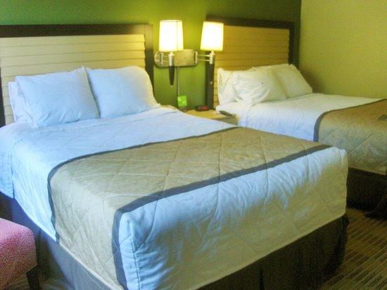 Marietta, GA: Studio Suite - 2 Double Beds