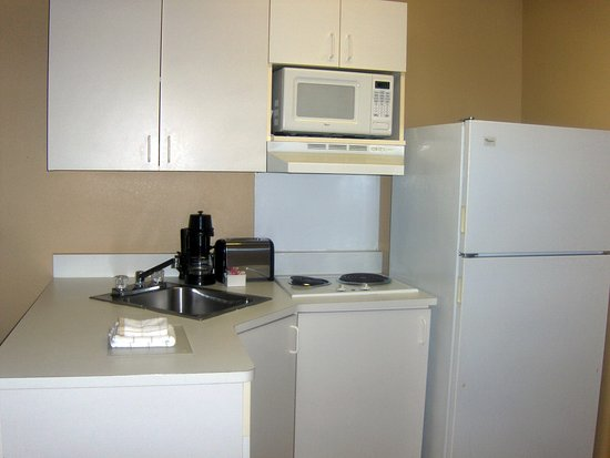 Extended Stay America - Atlanta - Marietta - Windy Hill: Fully-Equipped Kitchens