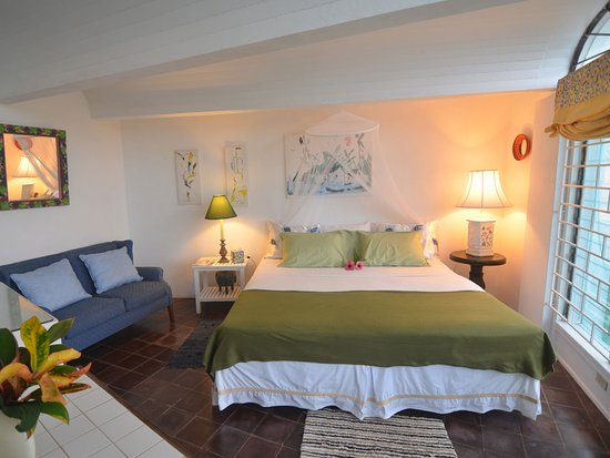 The Fan Villa: Junior Suite Bedroom