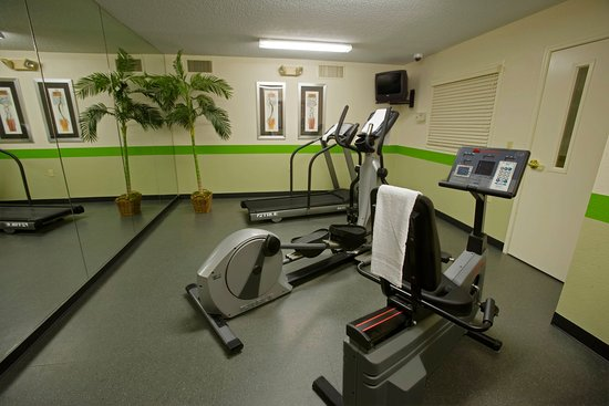 Extended Stay America - Detroit - Ann Arbor - University South: On-Site Fitness Facility