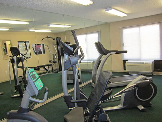 Extended Stay America - El Paso - West: On-Site Fitness Facility