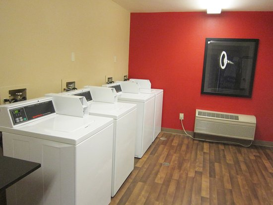 Extended Stay America - Seattle - Lynnwood: On-Premise Guest Laundry