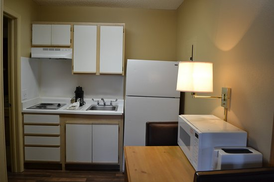 Extended Stay America - Denver - Tech Center - North: Fully-Equipped Kitchens
