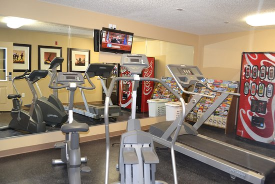 Extended Stay America - Denver - Tech Center - North: On-Site Fitness Facility