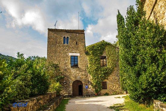 Camós, España: entrada