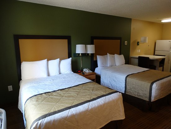 Extended Stay America - Fort Worth - Medical Center