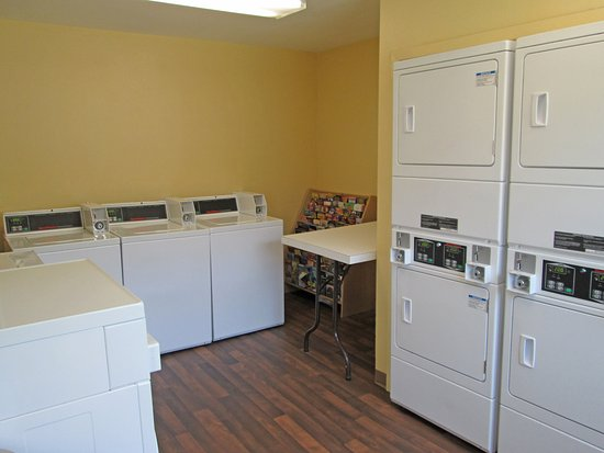 Extended Stay America - Dallas - Las Colinas - Carnaby St.: On-Premise Guest Laundry