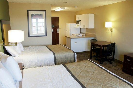 Gresham, Oregón: Studio Suite - 2 Double Beds