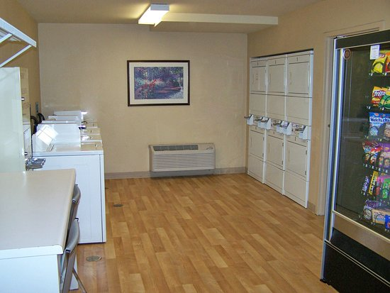 Extended Stay America - Minneapolis - Bloomington: On-Premise Guest Laundry