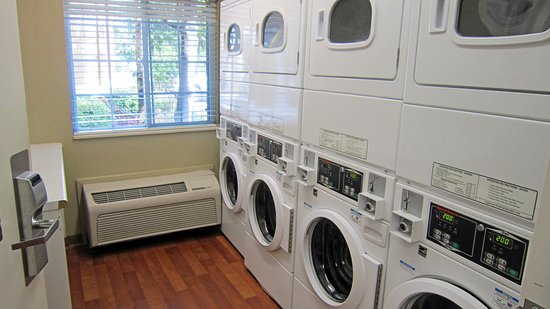 Extended Stay America - Orlando - Lake Mary - 1040 Greenwood Blvd: On-Premise Guest Laundry