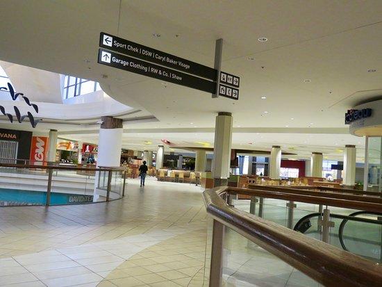 Sunridge mall the bay