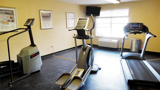 Extended Stay America - Dallas - Las Colinas - Green Park Dr.: On-Site Fitness Facility