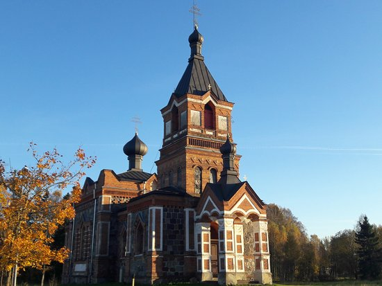 Church of the Ascension of Our Lord Angerja