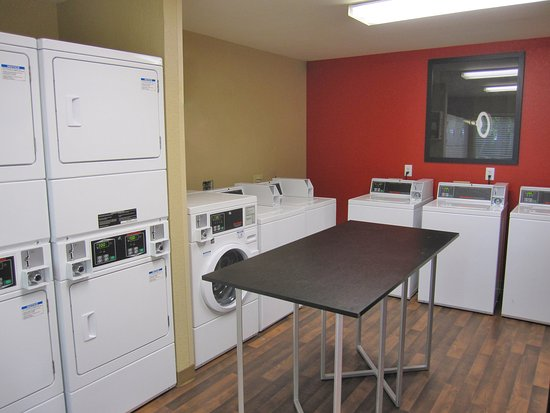 Extended Stay America - Portland - Beaverton: On-Premise Guest Laundry