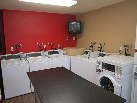 Extended Stay America - Orange County - Irvine Spectrum : On-Premise Guest Laundry