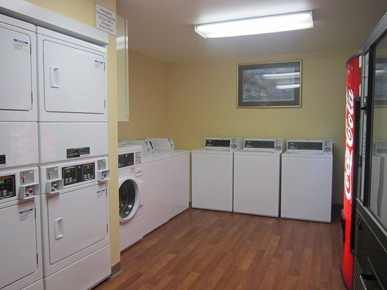 Extended Stay America - Seattle - Redmond: On-Premise Guest Laundry