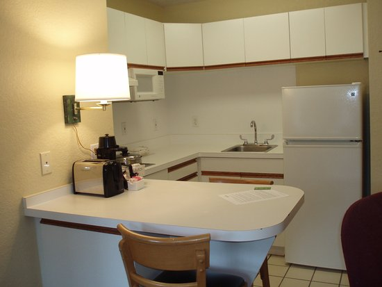 Extended Stay America - Jacksonville - Baymeadows: Fully-Equipped Kitchens
