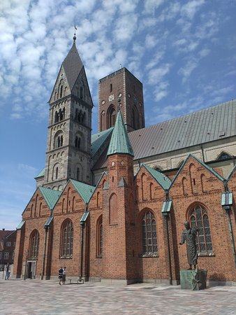 Ribe, Denmark: cathedral