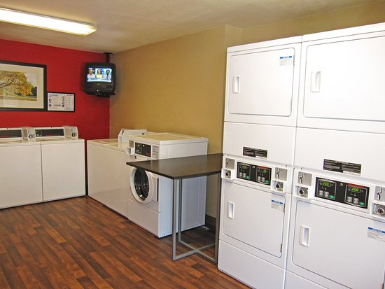 Extended Stay America - San Jose - Mountain View: On-Premise Guest Laundry