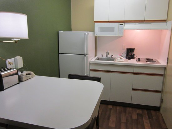 Extended Stay America - San Ramon - Bishop Ranch - West: Fully-Equipped Kitchens