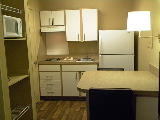 Extended Stay America - Houston - Willowbrook: Fully-Equipped Kitchens