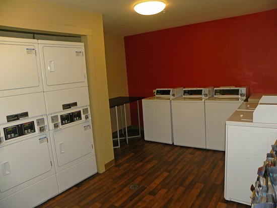 Extended Stay America - Houston - Willowbrook: On-Premise Guest Laundry