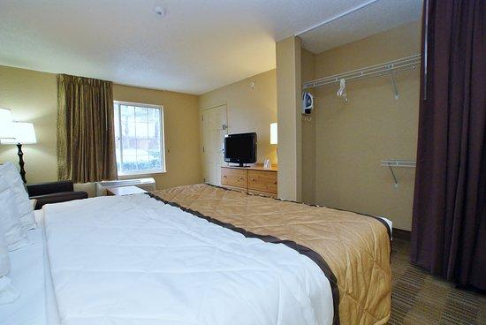 Extended Stay America - Nashville - Franklin - Cool Springs: Studio Suite - 1 King Bed