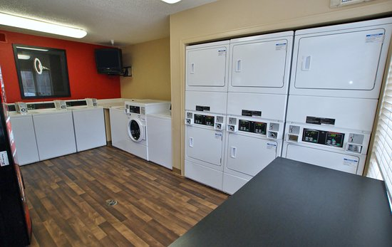 Extended Stay America - Nashville - Franklin - Cool Springs: On-Premise Guest Laundry