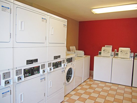 Extended Stay America - San Jose - Sunnyvale : On-Premise Guest Laundry