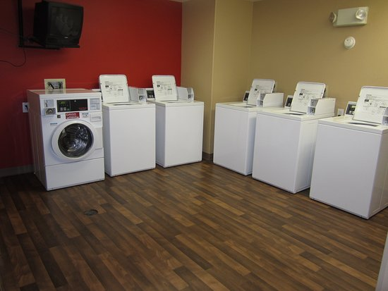 Extended Stay America - Los Angeles - Monrovia: On-Premise Guest Laundry