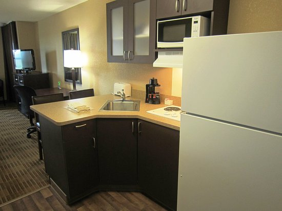 Extended Stay America - New Orleans - Metairie: Fully-Equipped Kitchens