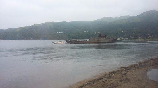 Primorsky Krai, روسيا: Заброшенный корабль.