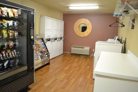 Extended Stay America - Colorado Springs - West: On-Premise Guest Laundry