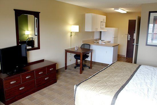 Extended Stay America - Portland - Beaverton - Eider Court: Studio Suite - 1 King Bed
