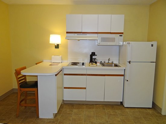 Extended Stay America - Durham - University - Ivy Creek Blvd.: Fully-Equipped Kitchens