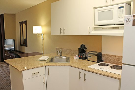 Extended Stay America - Los Angeles - San Dimas: Fully-Equipped Kitchens