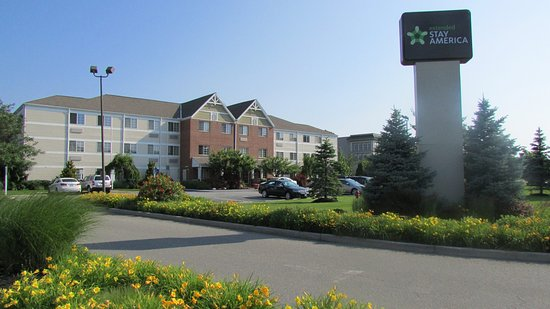 Extended Stay America - Fishkill - Route 9: Extended Stay America