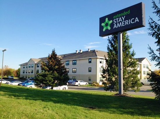 Extended Stay America - Grand Rapids - Kentwood: Extended Stay America