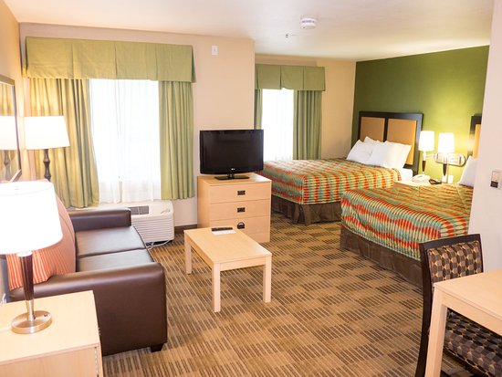 Extended Stay America - Orlando - Convention Center - Universal Blvd: Deluxe Studio - 2 Queen Beds