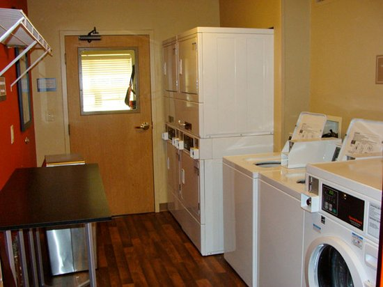 Piscataway, NJ: On-Premise Guest Laundry