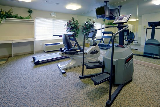 Piscataway, NJ: On-Site Fitness Facility