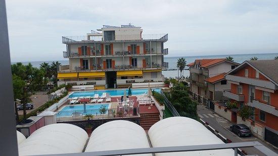 Hotel Sole: Fra rommet