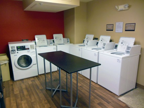 Extended Stay America - Hanover - Parsippany: On-Premise Guest Laundry