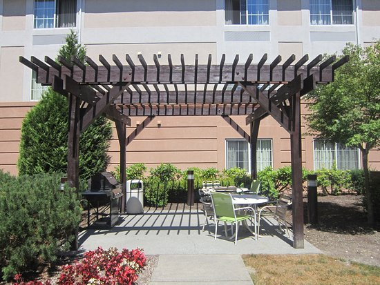 Extended Stay America - Seattle - Bothell - Canyon Park: Picnic Area
