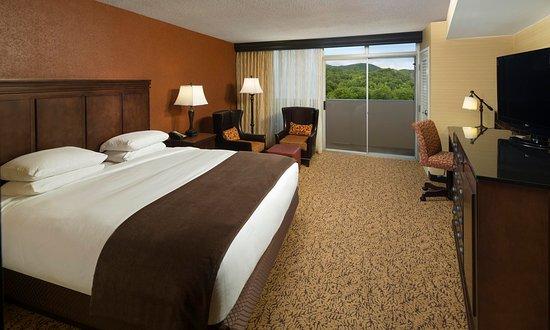 加特林堡- 遠景公園-希爾頓逸林酒店