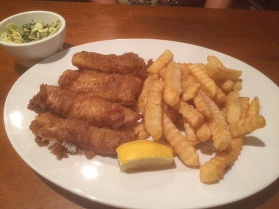 Dowagiac, MI: Fish and Chips