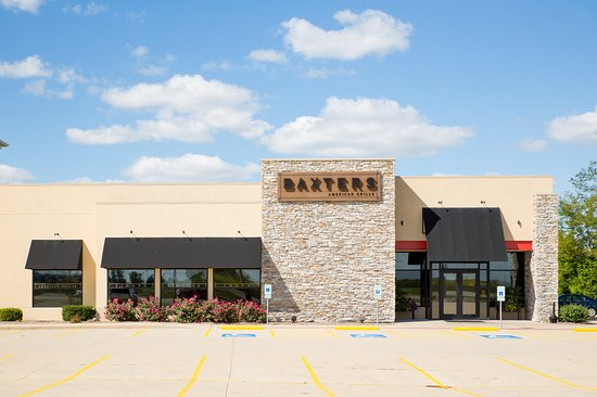 Holiday Inn & Suites Airport: Our Adjoining restuarant, Baxters American Grille