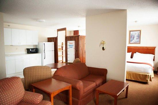 Howe, IN: Guest Room